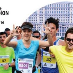 2016 Raiffeisen Bank Bucharest Marathon